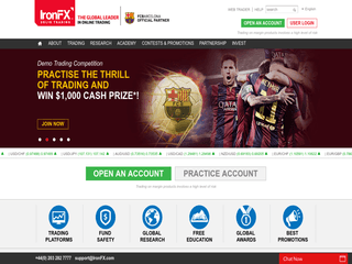 Ironfx reviews forex broker rating